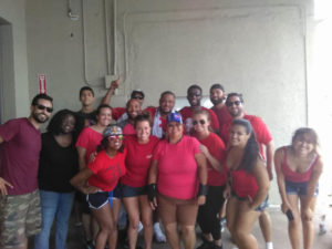 Hurricane Maria Relief Team