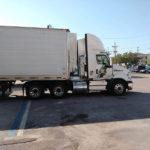 Food Transportation Truck