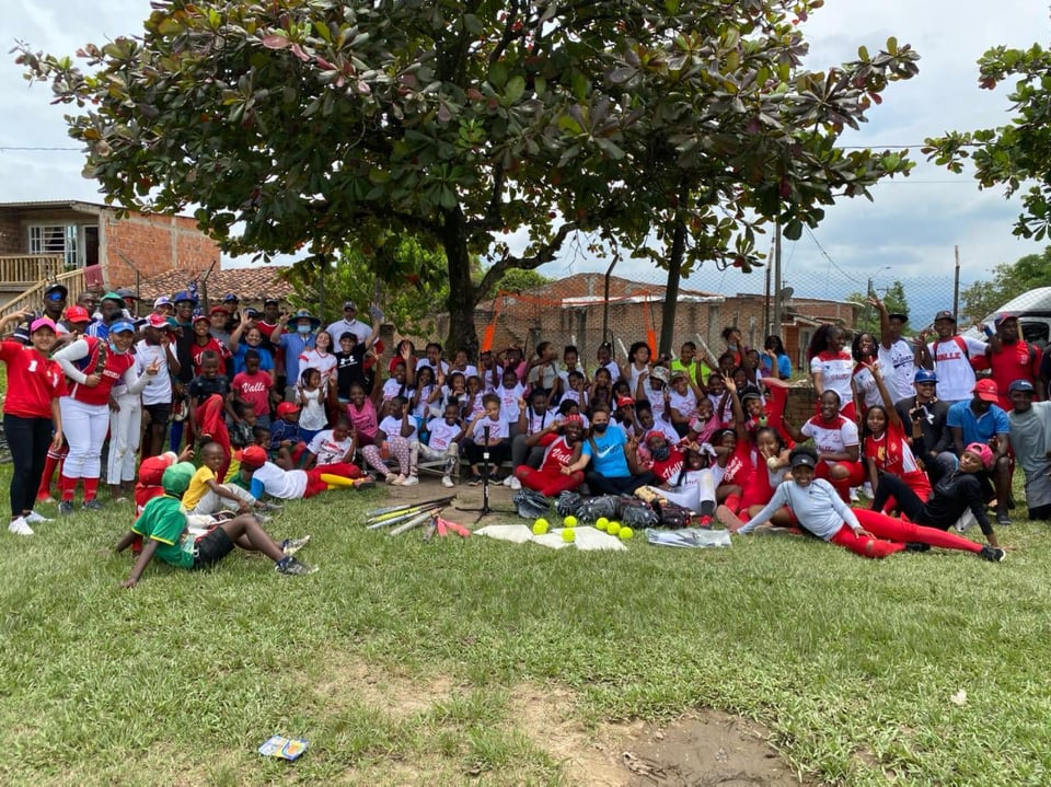 Education through Baseball-United for Colombia